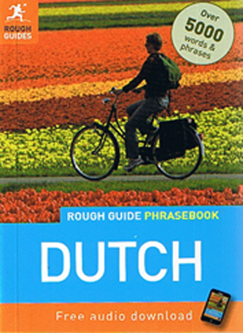 Dutch Phrasebook, Rough Guide (3rd ed. September 2011)