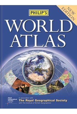 Philip's World Atlas (HB)