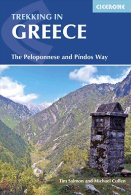 Trekking in Greece: The Peloponnese and Pindos Way (3rd ed. Mar. 18)