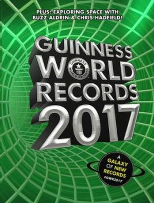 Guinness World Records 2017 (HB)