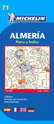 Almeria, Michelin City Plan 71 (Aug. 2013)