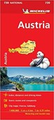 Austria, Michelin National Map 730