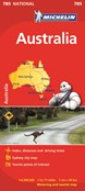 Australia, Michelin National Map 785