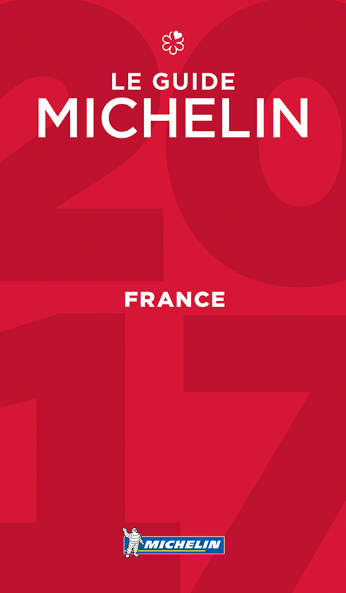 France 2017, Michelin Hotels & Restaurants