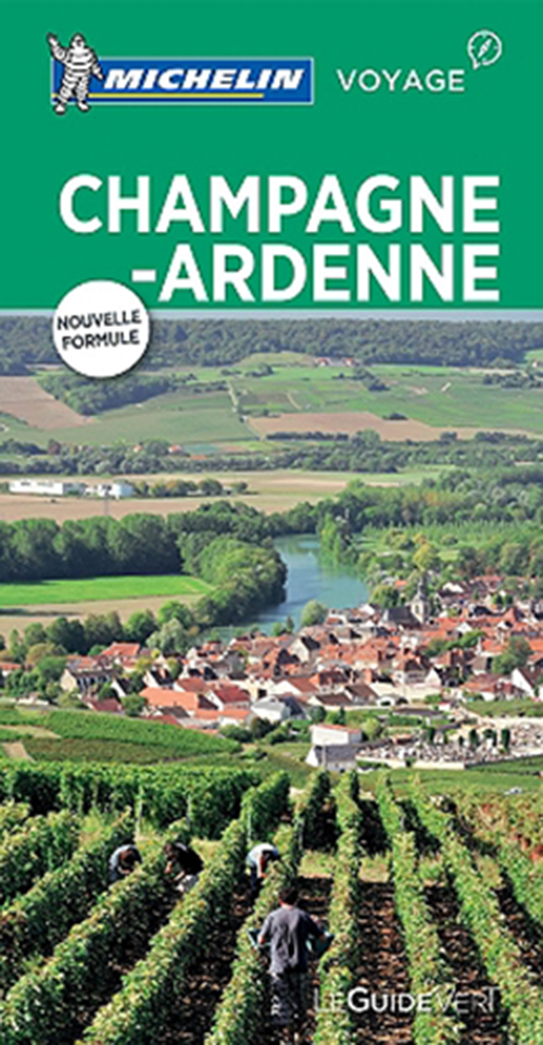 Champagne Ardennes, Michelin Guides Verts (Mar. 17)