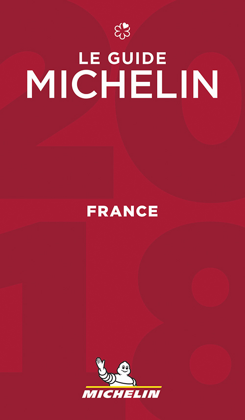 France 2018, Michelin Hotels & Restaurants