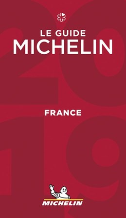 France 2019, Michelin Hotels & Restaurants