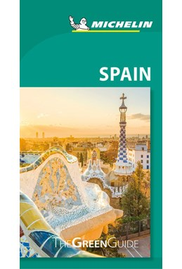 Spain, Michelin Green Guide (14th ed. Feb 20)