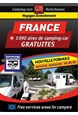 France: 1090 Free Motorhome Areas - Aires Gratuities Guide