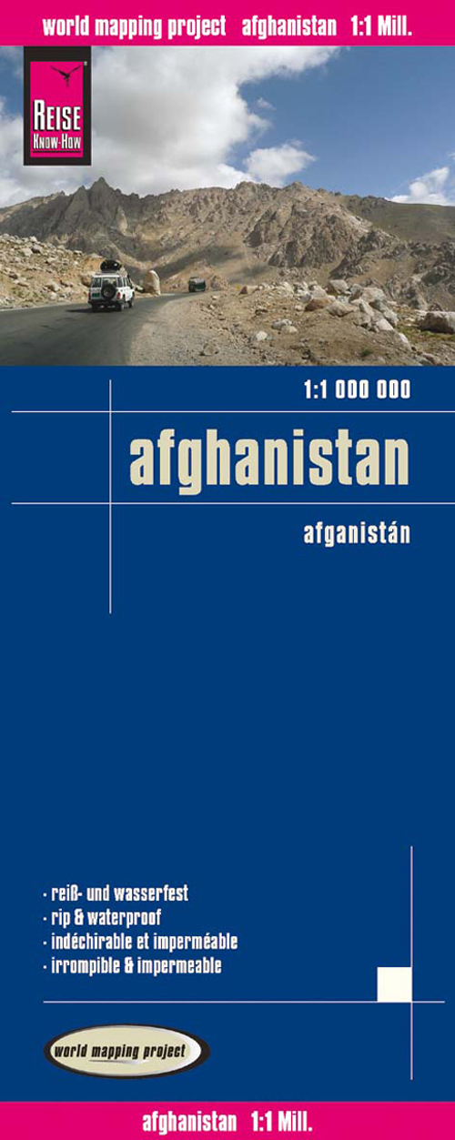 Afghanistan, World Mapping Project