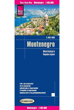 Montenegro, World Mapping Project