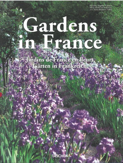 Gardens in France (HB)