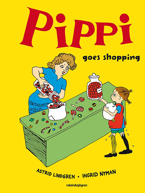 Pippi goes shopping
